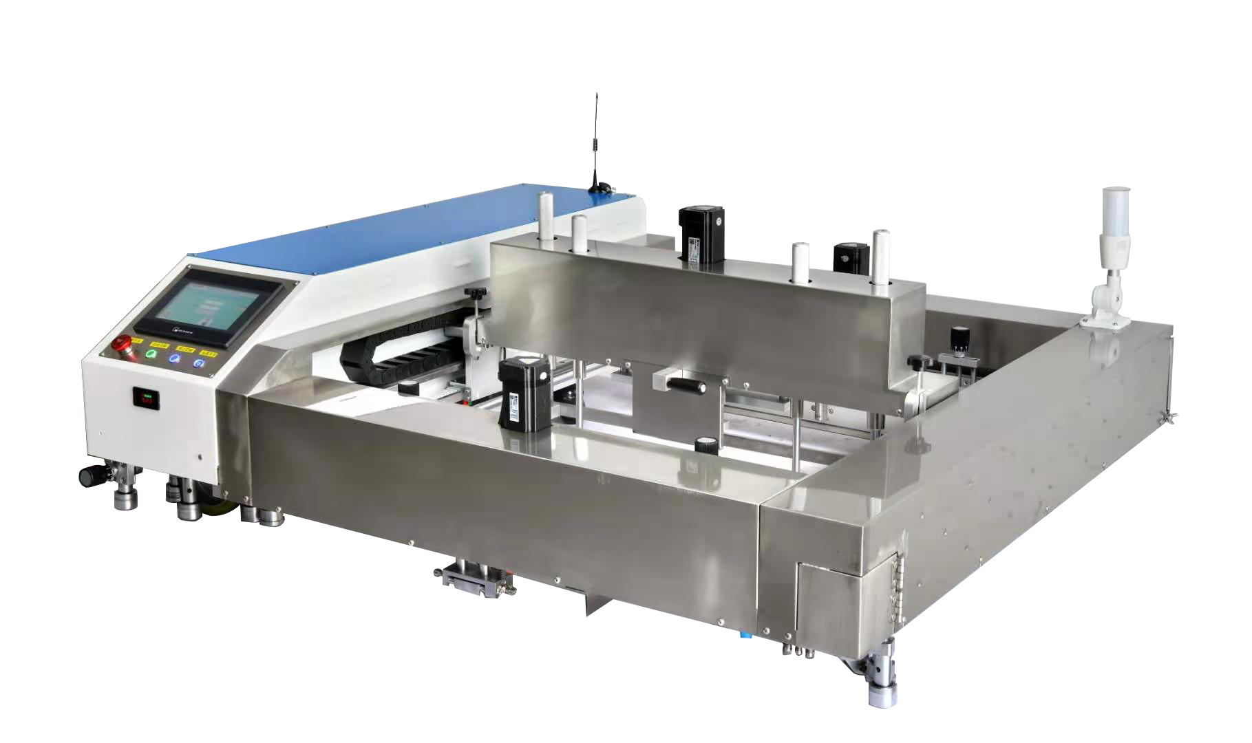 Automatic Screen Printing Machine Featured Image
