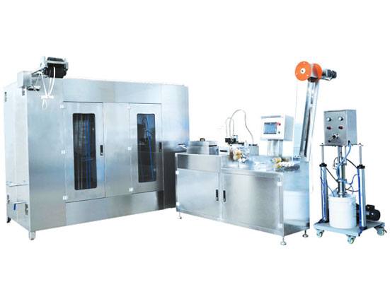 elastysk tapes automatyske silicone coating machine mei CE Certification