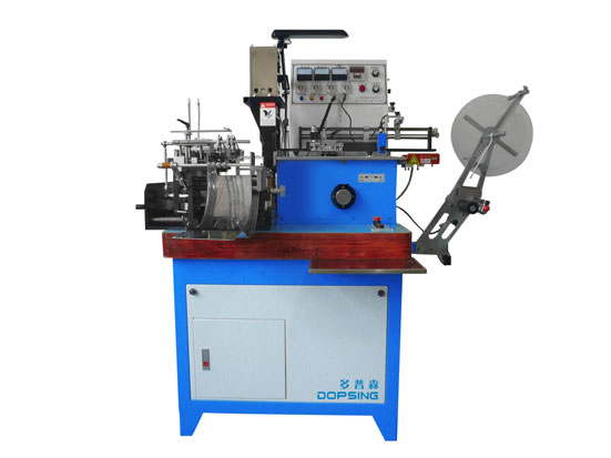 DPS-686 ultrasonic shear folding machine
