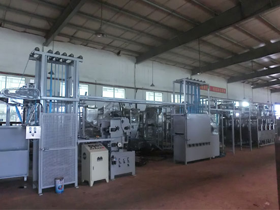 KW-100 webbings printing machines