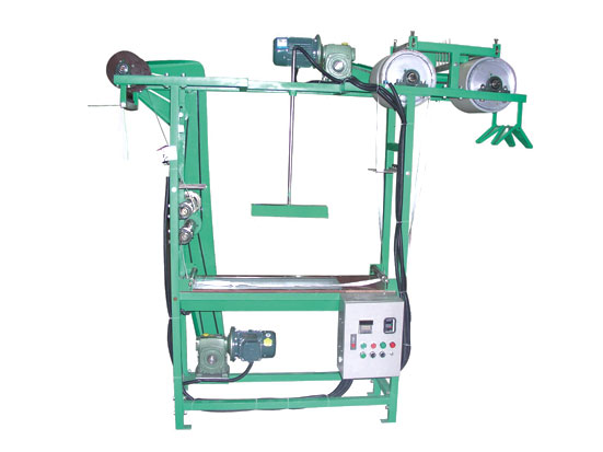 Automatic inspection machine for narrow fabric KW-300