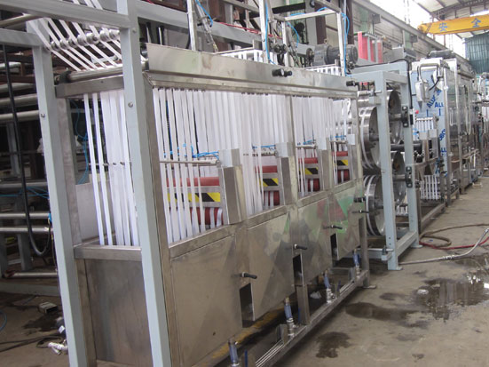 high temperature satin ribbons label ribbons continuous dyeing machines