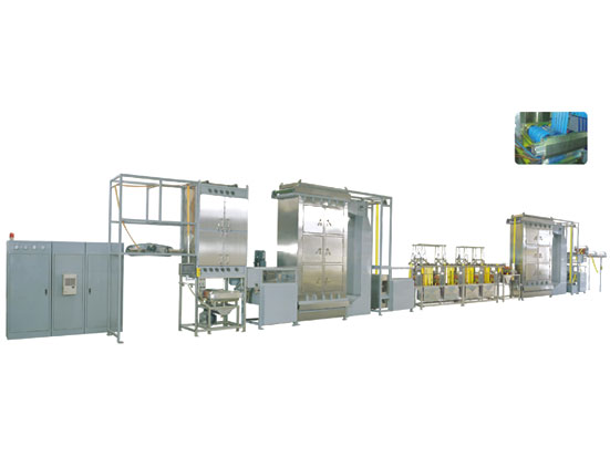 High-Quality textile lift slings continuous dyeing machine best price