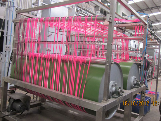 Good User Reputation for Polyester Tapes Dyeing And Finishing Machine -