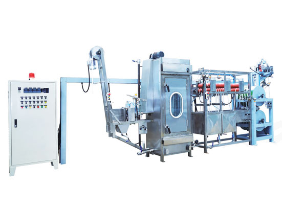 KW-889 sample dyeing machine