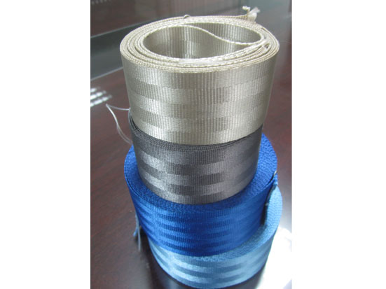High speed polyester luggage belt continuous dyeing and finishing machine
