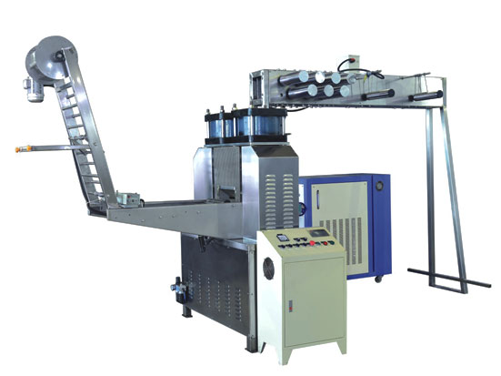 KW-900-W300 label ribbons calender machine Featured Image
