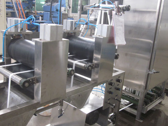 Best polyester luggage belt continuous dyeing and finishing machine