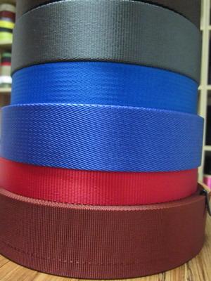 webbings and ribbons