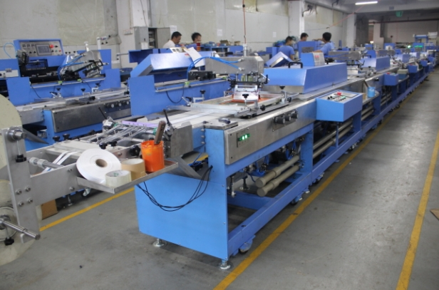 Cheap price Tie Down Webbings Dyeing And Finishing Machine - SPE-3000S-5C Automatic label ribbons screen printing machine – Kin Wah