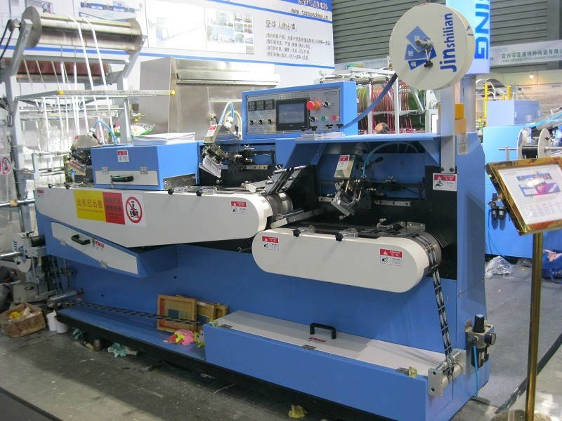 Multi-Colors Film Automatic Screen Printing Machine for Sale