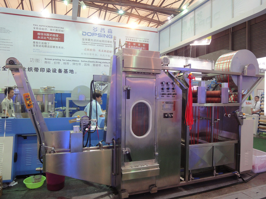 High Temperature Single Tape Sample Dyeing Machine
