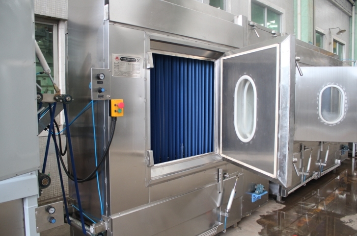 Narrow Fabric Continuous Dyeing&Finishing Machine with Large Capacity
