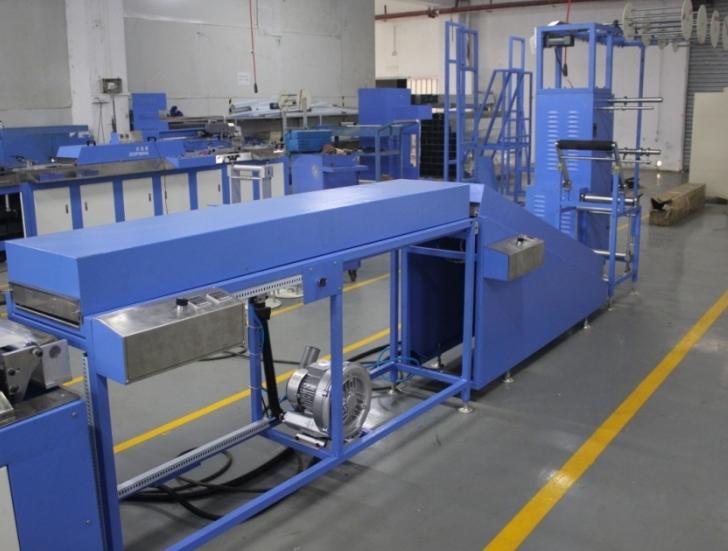 2 Colors Elastic Webbings Automatic Screen Printing Machine Supplier
