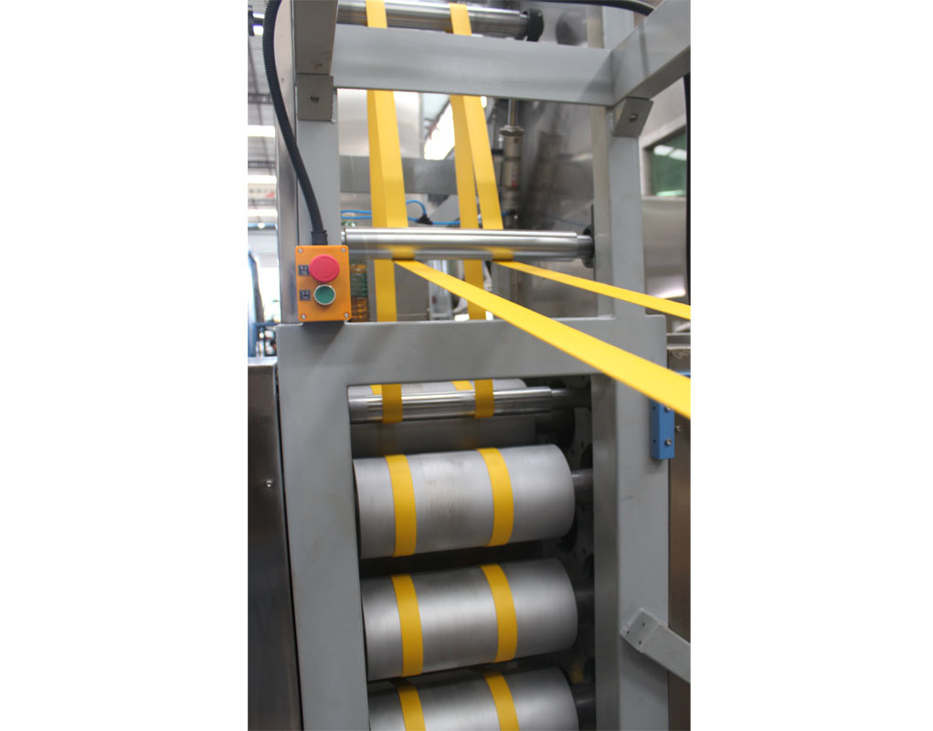 Wide Sling Webbing Continuous Dyeing and Finishing Machine with Elongation