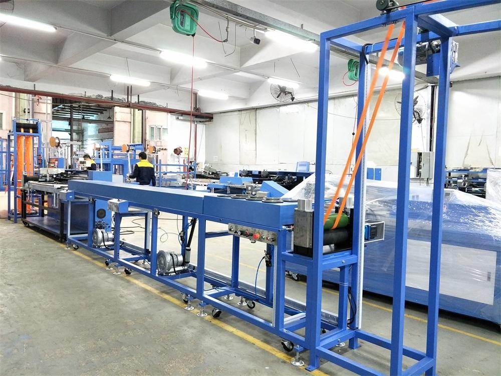 Fully Servo Screen Printing Machine for Lashing Straps