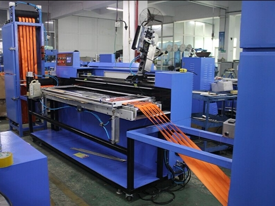 Haness Webbings Screen Printing Machine with High Speed