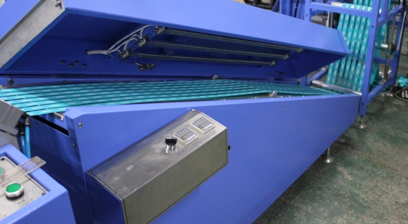1color Content Tape Screen Printing Machine with 40cm Width