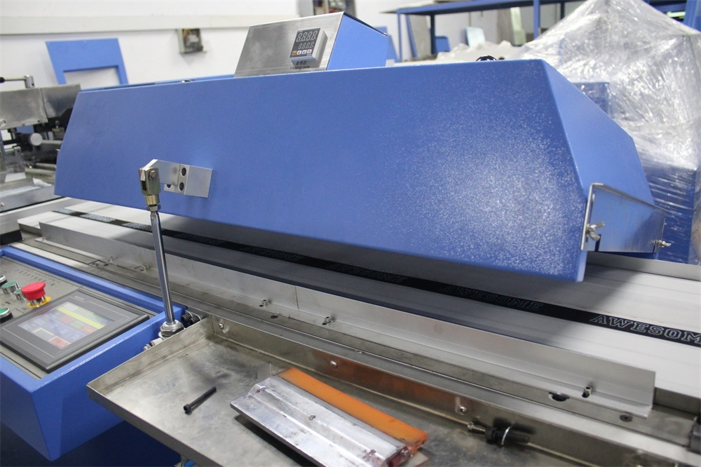 Nylon Elastic Tapes Automatic Printing Machine with 30cm Width