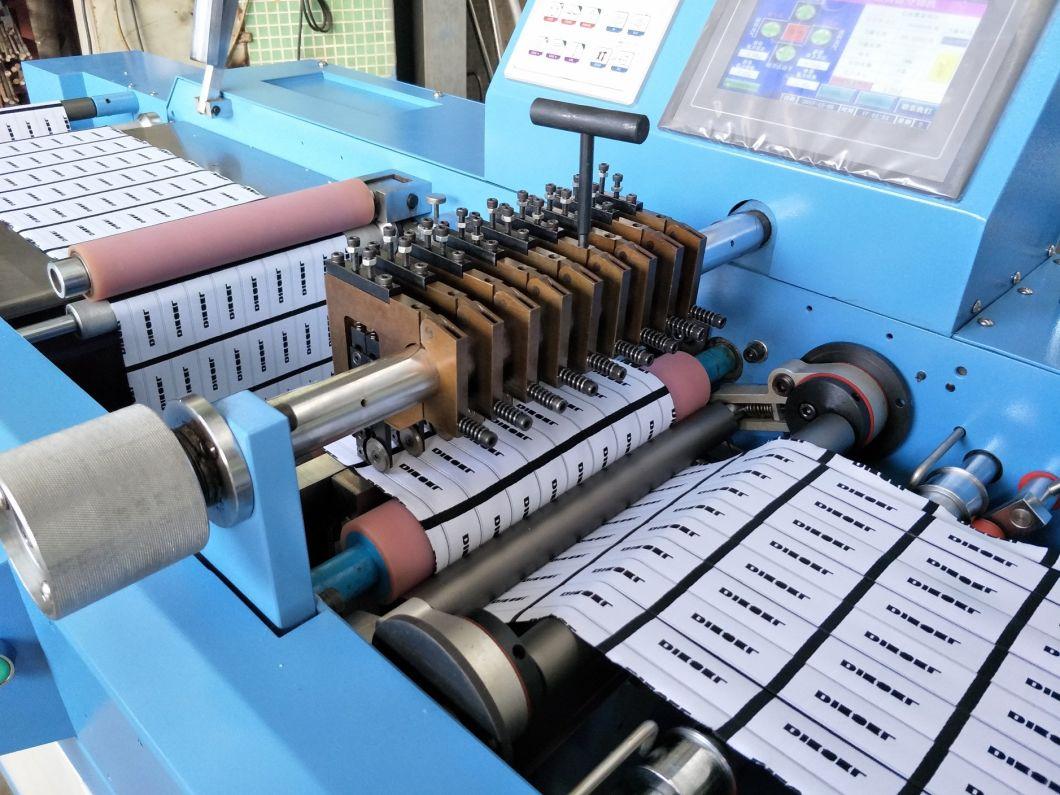 Woven Labels Ultrasonic Slitting Machine
