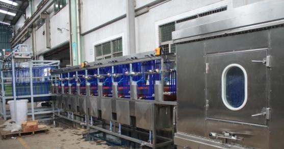 Nylon Elastic Tapes Continuous Dyeing&Finishing Machine