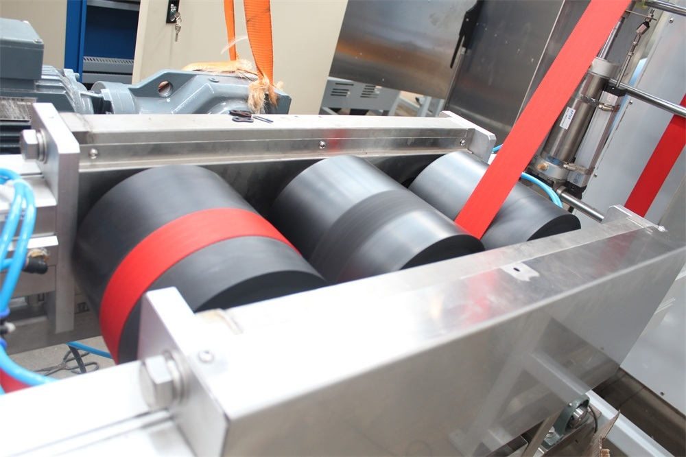 New Type Automobile Safety Belts Continuous Dyeing and Finishing Machine