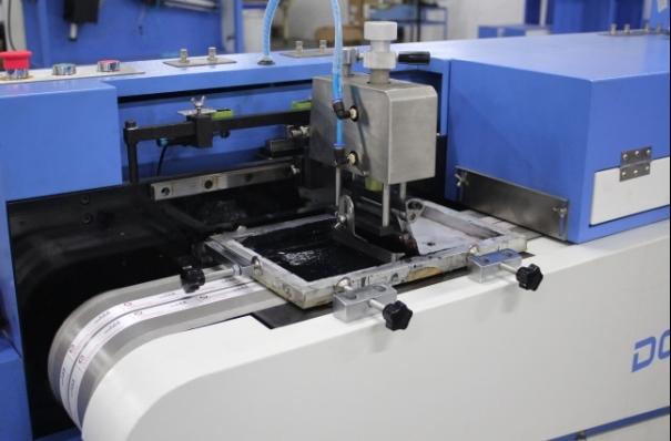 High Temperature Screen Printing Machine (3+1) (TS-150)
