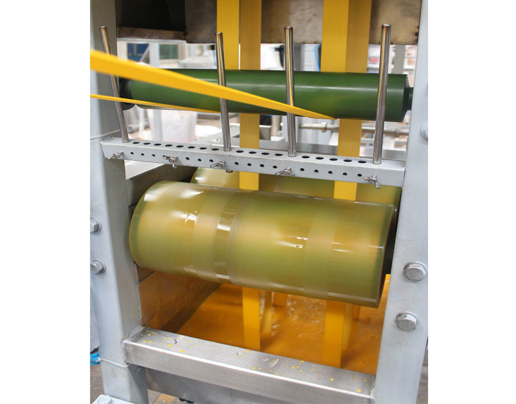 Two Ends Lifting Straps Continuous Dyeing&Finishing Machine Kw-820-Dz400