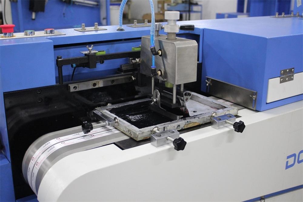 Multi-Colors Label-Ribbon/Pet Film Screen Printing Machine