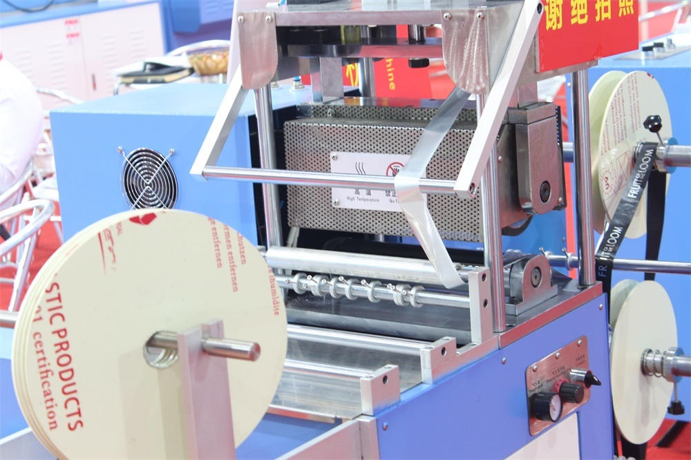 Hot Foil Stamping Machine for Ribbon Dps-3000s-F