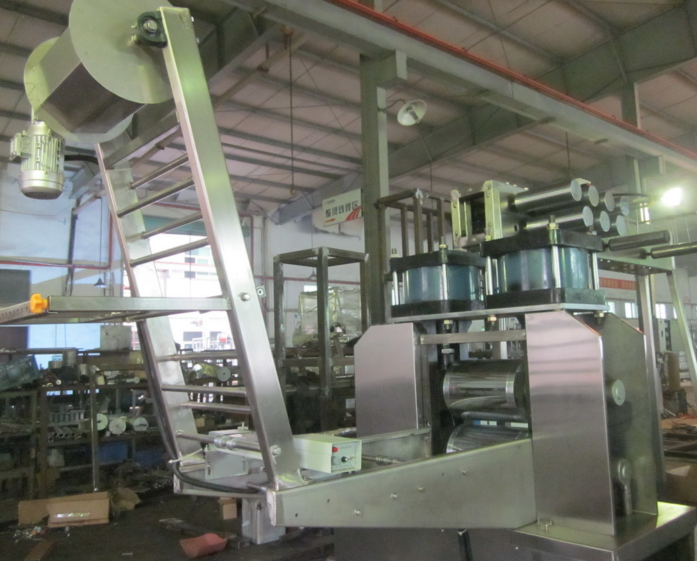 Calender Machine for Label Ribbons (KW-900-W300)