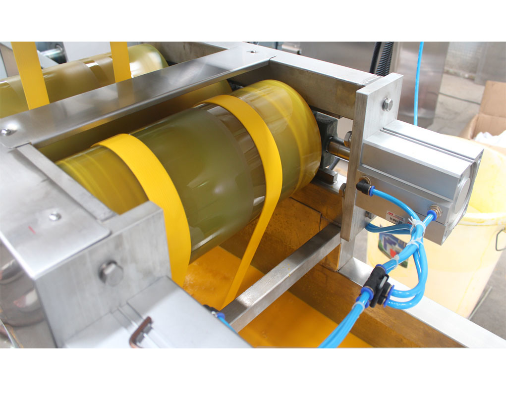 Industrial Harness Webbing Continuous Dyeing and Finishing Machine
