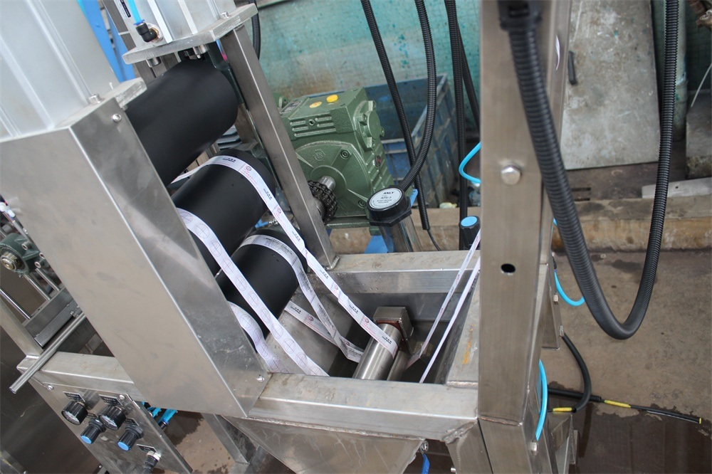 Polyester Decorative Ribbons Continuous Dyeing&Finishing Machine