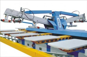 Multi-Color Fully Automatic Oval Screen Printing Machine