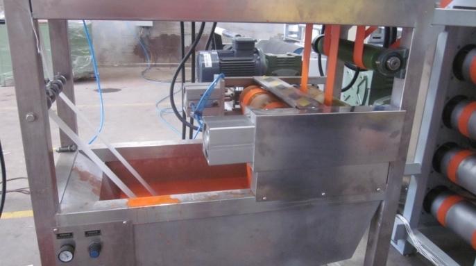 100% Original Factory Lash Webbings Dyeing Machine - High Temp Tie Down Straps Continuous Dyeing&Finishing Machine – Kin Wah