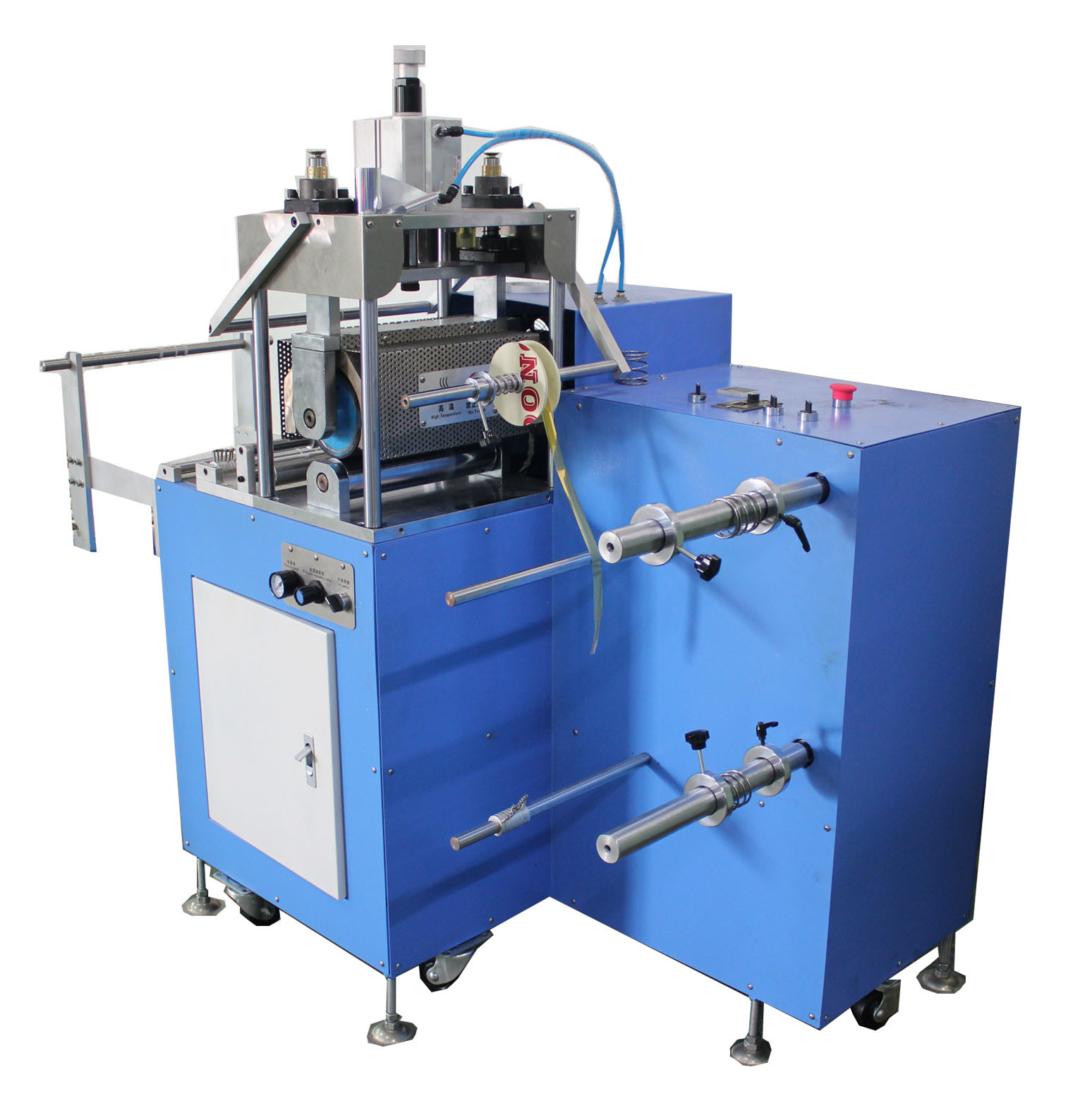 Hot Selling for Polyester Shoulder Tapes Starching And Finishing Machine -