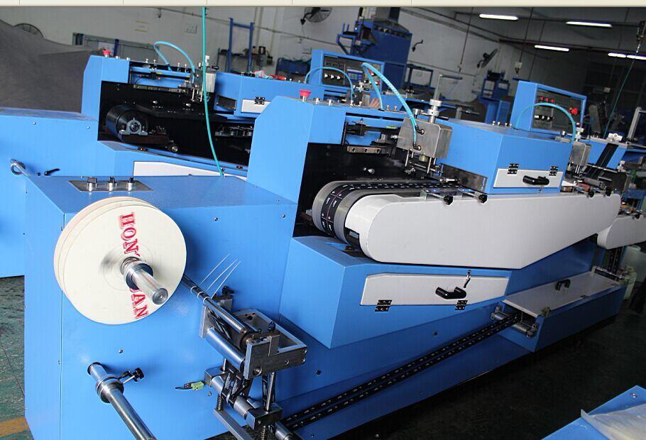 Best quality Festooning Machine - Electronic High Temperature Inks Ribbon-Label Printing Machine (TS-150 3+0) – Kin Wah