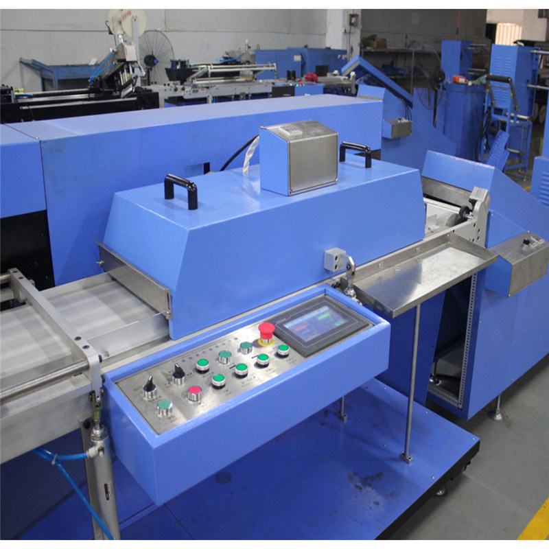 Hot Sale for Dps-008 High Speed Ultrasonic Digital Label Cutting Machine - Single Color Elastic Tapes Screen Printing Machine with Ce – Kin Wah