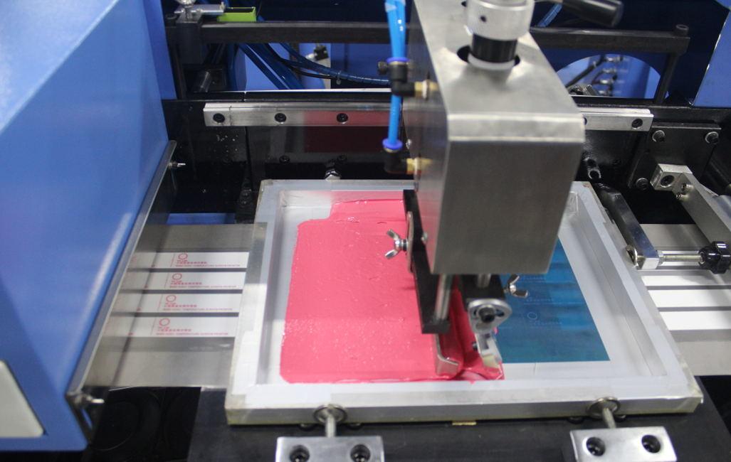 Factory Price For Lanyard Ribbons Winding Machine - Automatic Multi-Colors Labels/Pet Film Printing Machine – Kin Wah