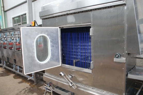 Good User Reputation for Mass Production Screen Printing Machine - High Temp Nylon Webbings Dyeing Machine – Kin Wah
