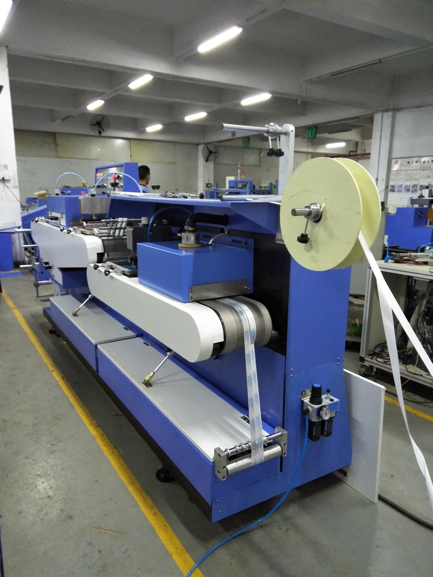 Hot Sale High Temp Stainless Belt Automatic Screen Printing Machine Ts-200