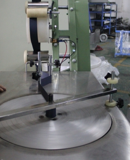 Rolling Machine for Nylon Elastic Tapes