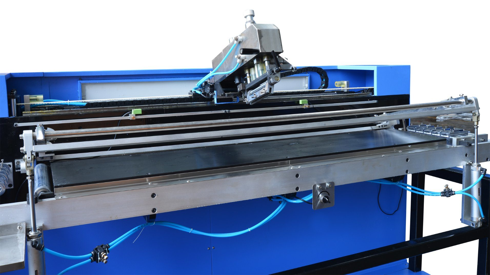 Hot-selling Wide Sling Webbings Continuous Dyeing Machine -