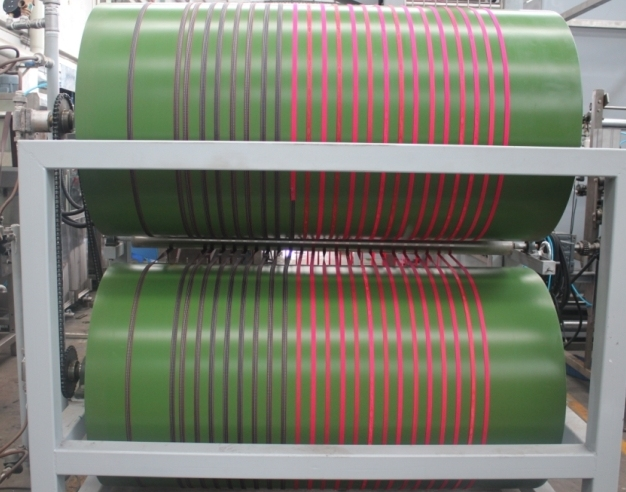 Factory wholesale Ribbon Labels Dyeing And Finishing Machine -