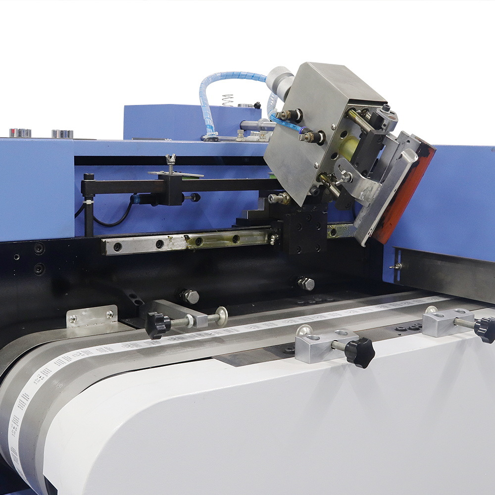 2+1 Colors Satin Ribbons High Temp Ink Screen Printing Machine