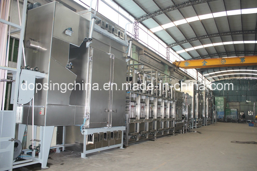 Safety Webbings Continuous Dyeing&Finishing Machine Kw-800 Series