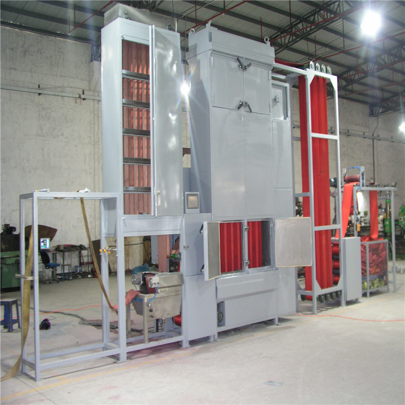 Harness Webbings Continuous Dyeing Machine with High Temperature