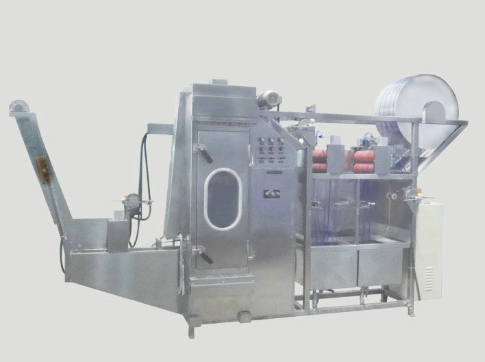 Short Lead Time for Rotating Screen Printing Machine -
