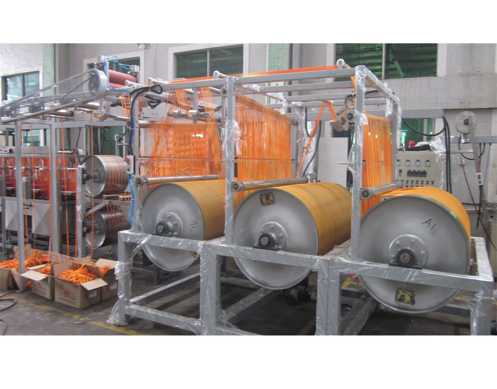 High Temp Polyester+Nylon Tapes Continuous Dyeing Machine Supplier