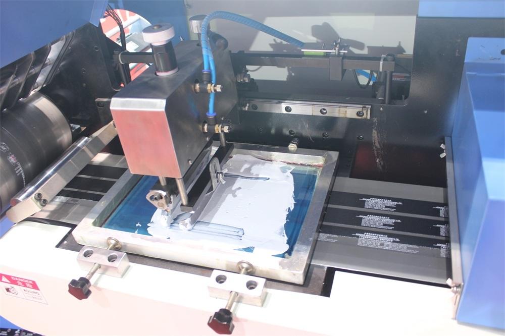 Good Quality Plastic Rope Making Machine - 2+1c High Temperature Ink Ribbon-Label Printing Machine Ts-200 – Kin Wah